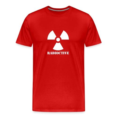 Radioactive - Men's Premium T-Shirt