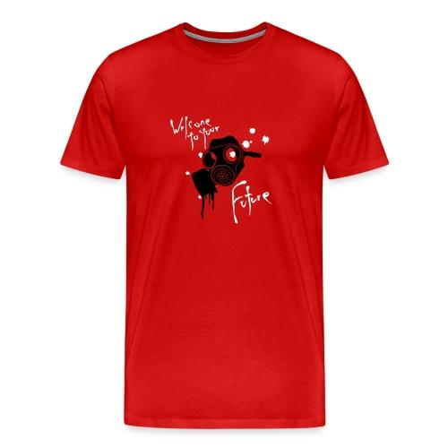 Gas Future - Men's Premium T-Shirt