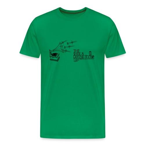 TSD vs. Boston - Men's Premium T-Shirt