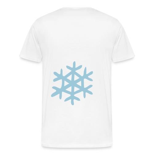 1 BLOOD - Men's Premium T-Shirt