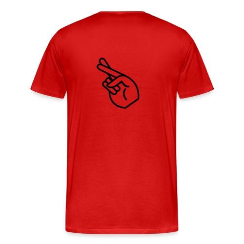 Tonight... I am Single - Men's Premium T-Shirt
