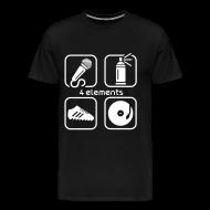 T-Shirts ~ Men's Premium T-Shirt ~ The Times