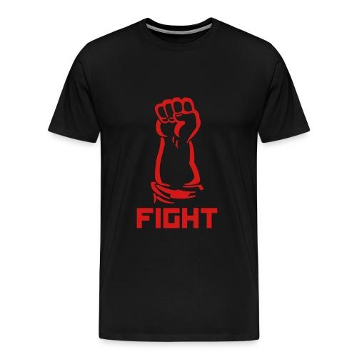 Fight - Men's Premium T-Shirt