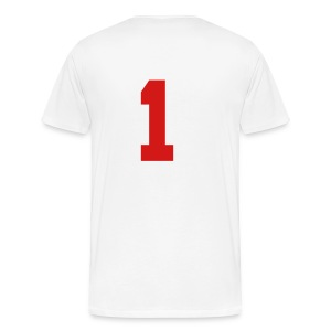 FU FIGHTERS WHITE - Men's Premium T-Shirt