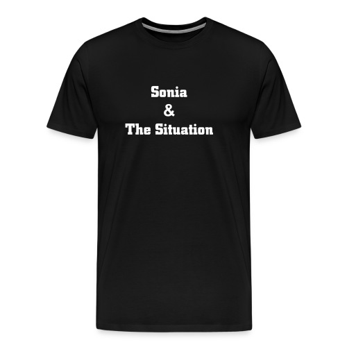 Sonia & The Situation Guy's Tee - Men's Premium T-Shirt