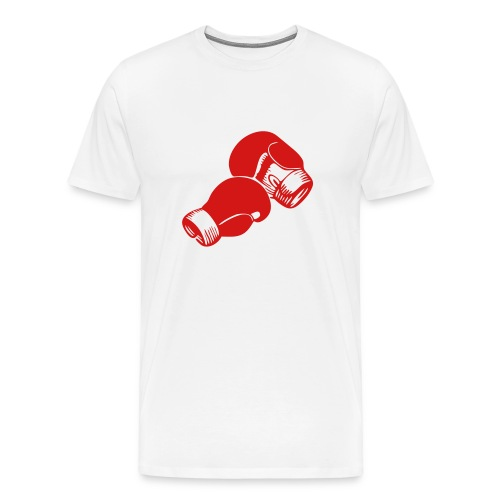Boxing gloves - Men's Premium T-Shirt