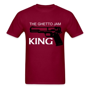 M GHETTO JAM  T - Men's T-Shirt