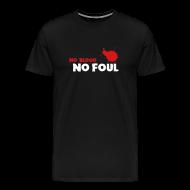 T-Shirts ~ Men's Premium T-Shirt ~ No Blood No Foul
