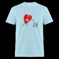 T-Shirts ~ Men's T-Shirt ~ Heart Attack