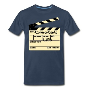 No Critics Allowed - Men's Premium T-Shirt