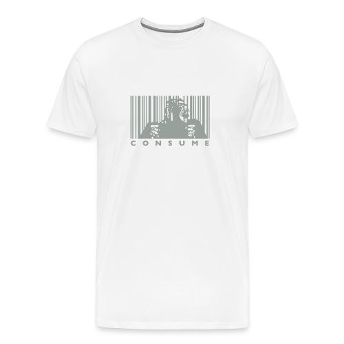 Consume T-shirt - Men's Premium T-Shirt