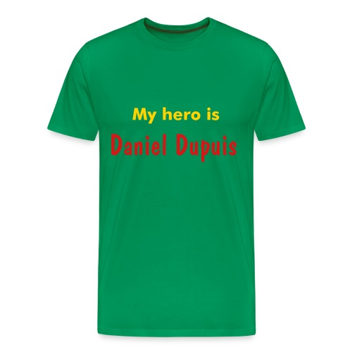 My hero is ... - Men's Premium T-Shirt