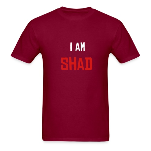 I am Shad Red - Men's T-Shirt