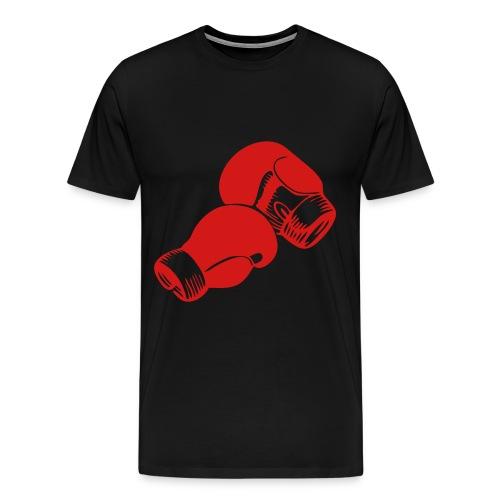 full time combo - Men's Premium T-Shirt