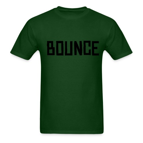 Bounce plain-T - Men's T-Shirt