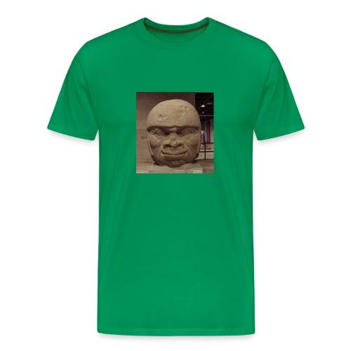 San Lorenzo Head 9 - Men's Premium T-Shirt