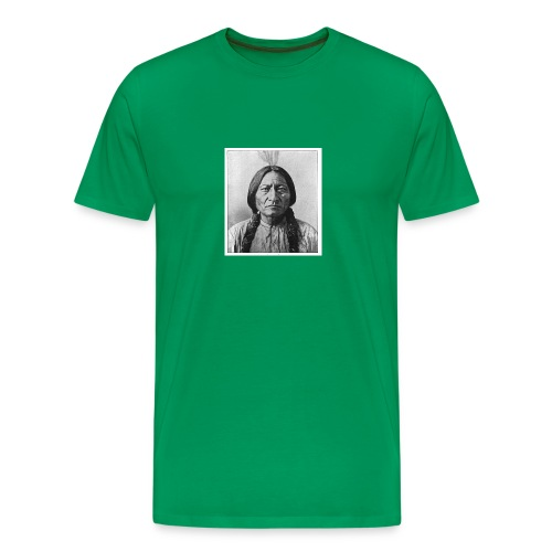 Sitting Bull - Men's Premium T-Shirt
