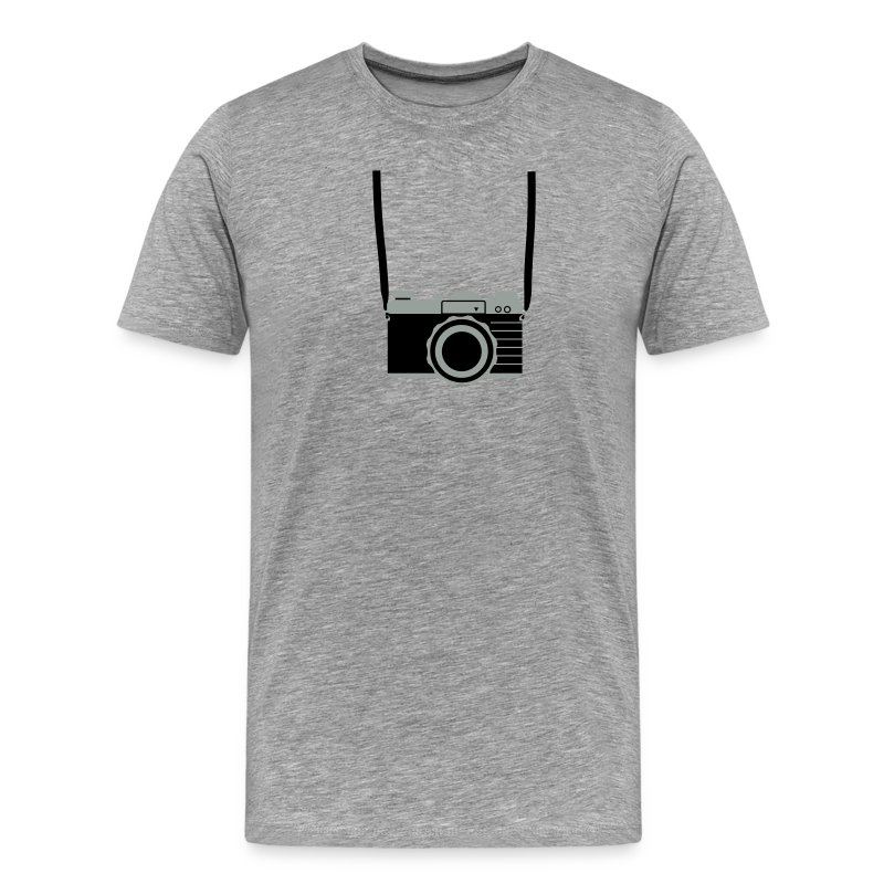 Fake Photographer - Men's Premium T-Shirt
