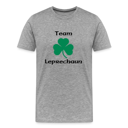Team Leprechaun - Men's Premium T-Shirt