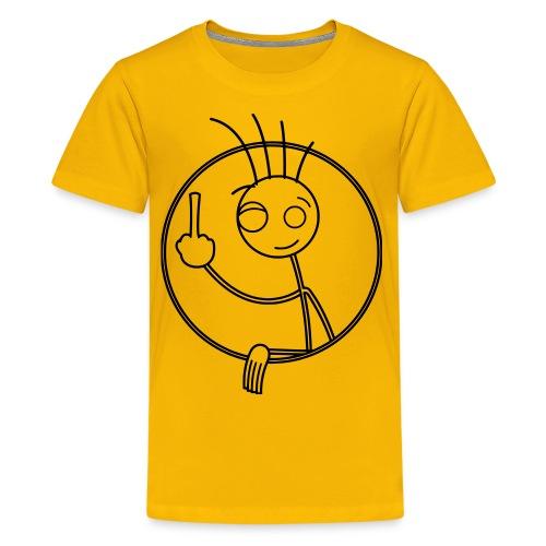 Childrens Finger Tshirt - Kids' Premium T-Shirt