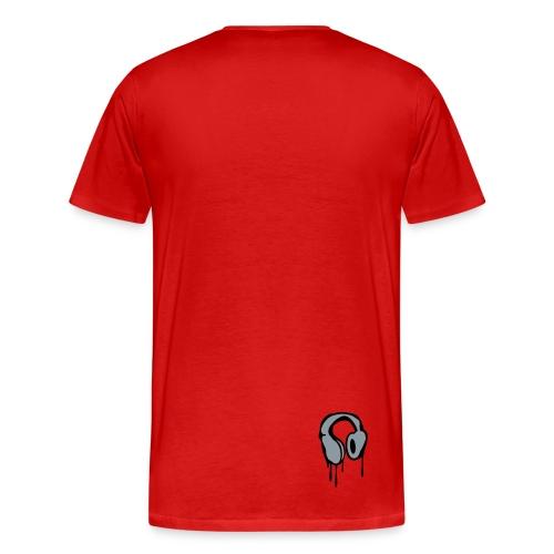 In The Crosshairs Heavy T - Men's Premium T-Shirt