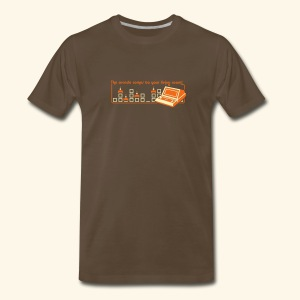 Handheld1 - Men's Premium T-Shirt