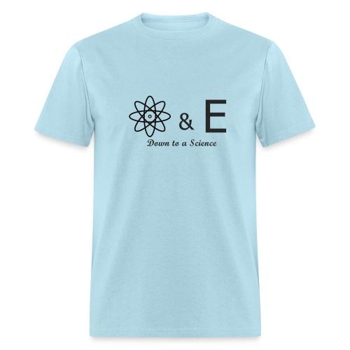 Atom & E - Men's T-Shirt