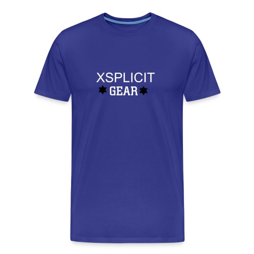 RB XG BOLD T - Men's Premium T-Shirt