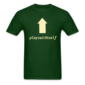 plays with self t shirt - Men's T-Shirt