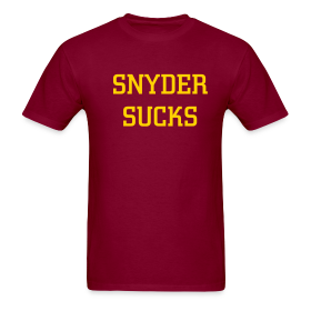 Snyder Sucks ~ 351