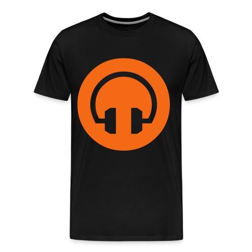 Just Laugh from Street Beat Radio© - Men's Premium T-Shirt