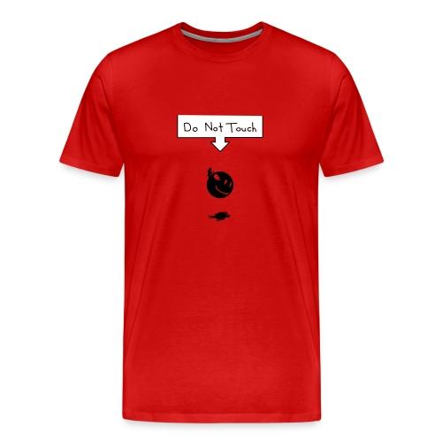 Do Not Touch - Men's Premium T-Shirt