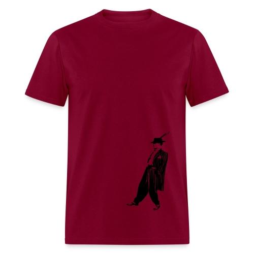 Gangsta - Men's T-Shirt