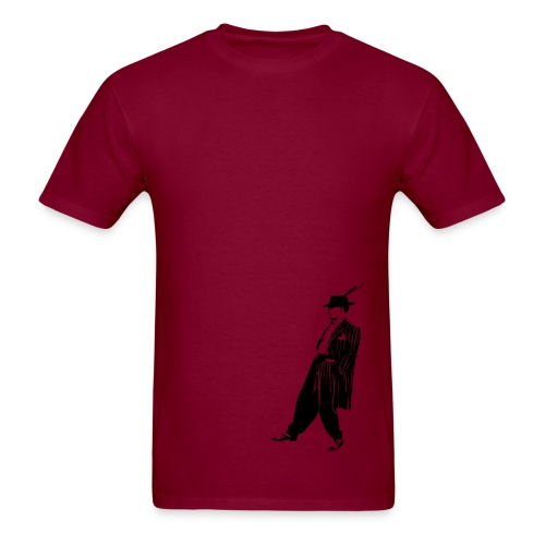 Gangsta - Men's T-Shirt