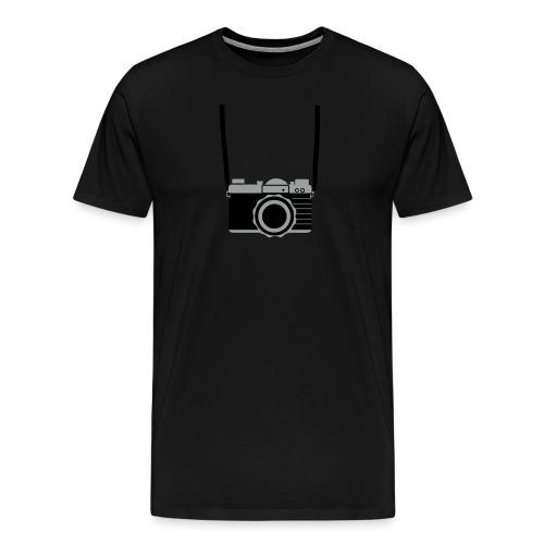 snapshot (men's) - Men's Premium T-Shirt