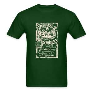 Steedmans's Powders (Various Colours) - Men's T-Shirt