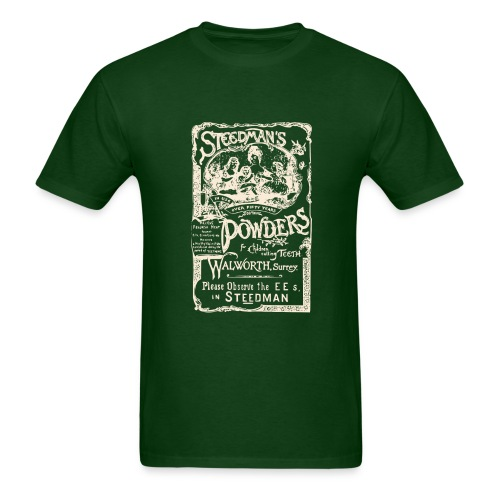 Steedmans's Powders (Various Colours) - Men's T-Shirt