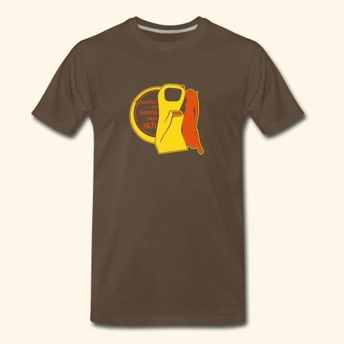 Addicted to gaming since 1971 - Men's Premium T-Shirt