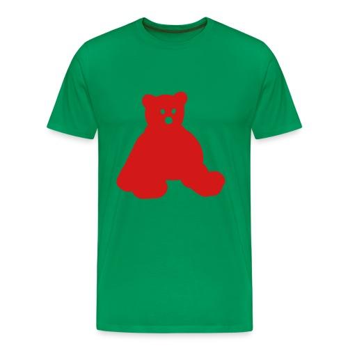 Lonly Teddy-WIMP - Men's Premium T-Shirt
