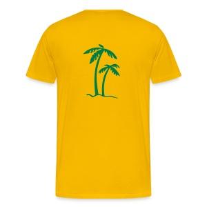 Nick the Monkey T-Shirt - Men's Premium T-Shirt