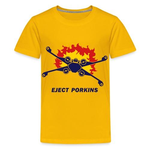 Eject Porkins - Kids' Premium T-Shirt
