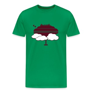 Cloud City - Men's Premium T-Shirt