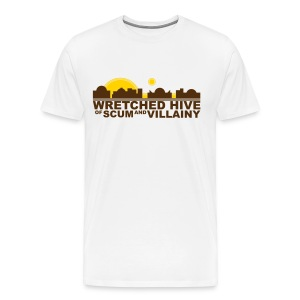 Wretched Hive - Men's Premium T-Shirt