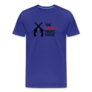 The Devil's Right Hand - Men's Premium T-Shirt