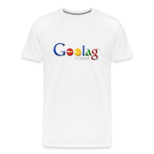 Goolag Scanner - Men's Premium T-Shirt