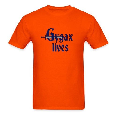 Gygax Lives - Men's T-Shirt