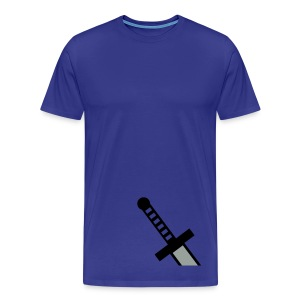 Sword Hilt - Men's Premium T-Shirt