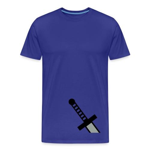Sword Hilt - Men's Premium T-Shirt