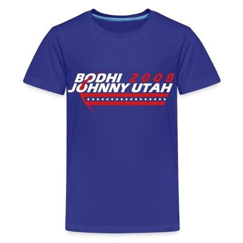 Bodhi - Johnny Utah 2008 - Kids' Premium T-Shirt