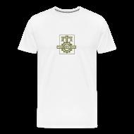 T-Shirts ~ Men's Premium T-Shirt ~ Official MC Brand Gold